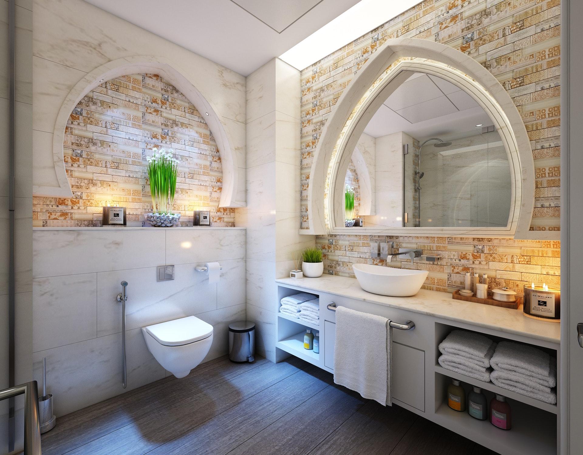 ανακαίνιση μπάνιου εικόνα προφίλ